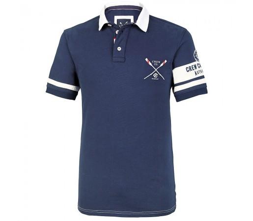 Tricou Crew Clothing Rutland Albastru