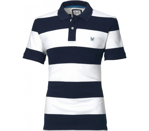 Tricou Crew Clothing Southbourne Polo Navy