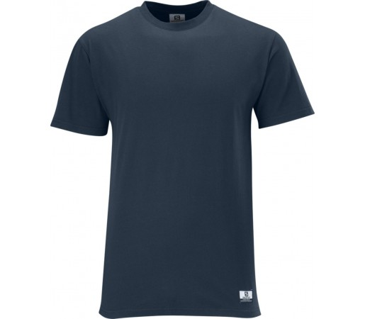 Tricou Salomon COTTON TEE M BLUE