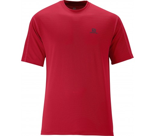 Tricou Salomon Moto Tech Tee M Red