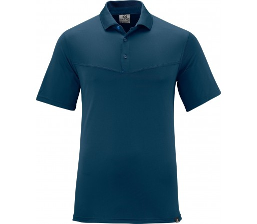 Tricou Salomon My Polo M Blue