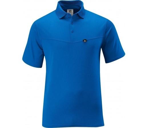 Tricou Salomon My Polo M Blue 2013