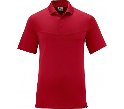 Tricou Salomon My Polo M Red