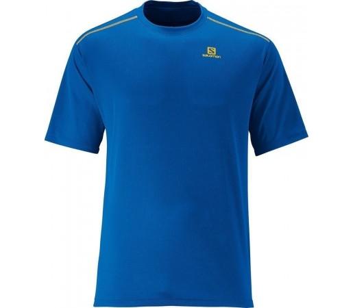 Tricou Salomon Stroll Tee M Blue