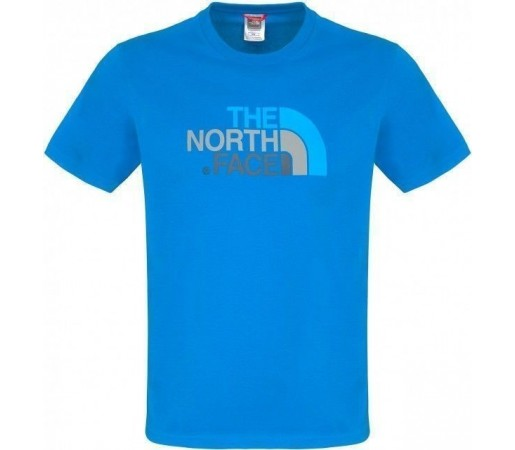 Tricou The North Face Easy Drummer Blue