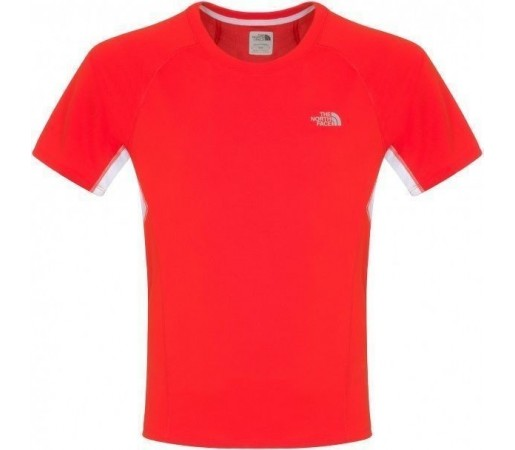 Tricou The North Face GTD Red- White