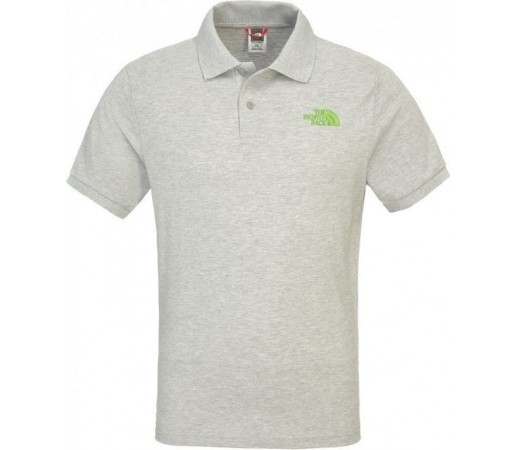 Tricou The North Face Polo Piquet Grey