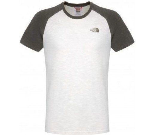 Tricou The North Face Premium Specialist White