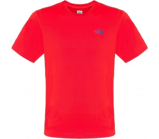 Tricou The North Face Solid Flex Crew Red
