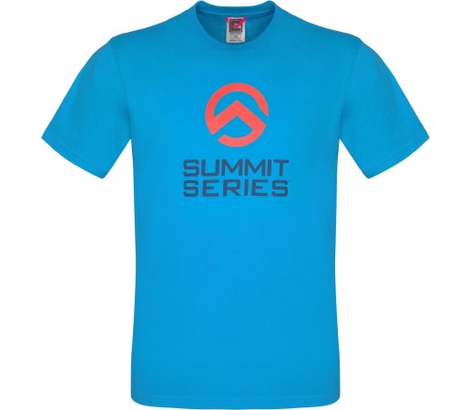 Tricou The North Face Summit Series Logo Blue