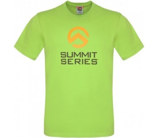 Tricou The North Face Summit Series Logo Green