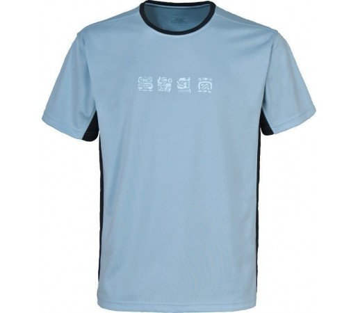 Tricou Trespass Babel Blue