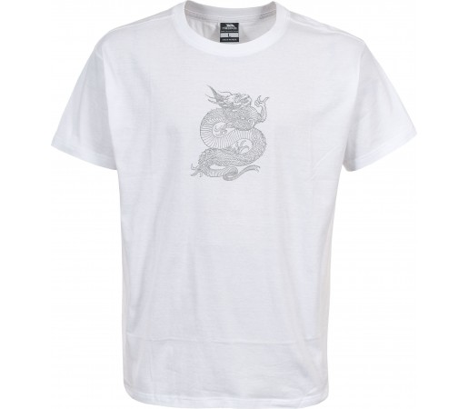 Tricou Trespass Foster White