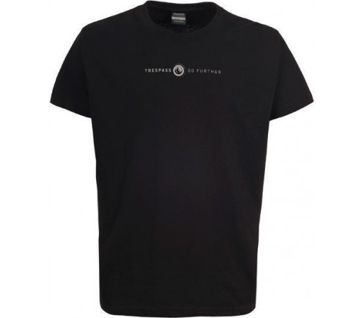 Tricou Trespass Gainesville Black