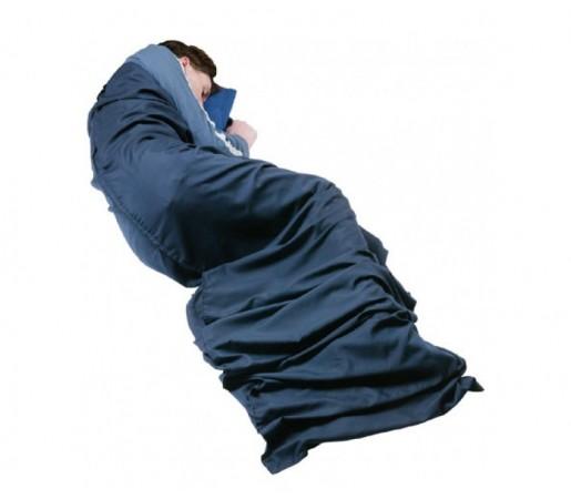 Lenjerie Sac de dormit Trekmates Hotelier Bleumarin