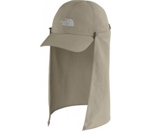 Sapca The North Face Sun Shield Ball Cap Gri