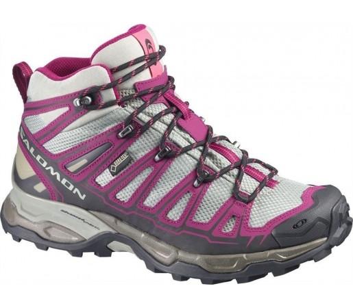 Incaltaminte Salomon X Ultra Mid GTX W Titanium Pink