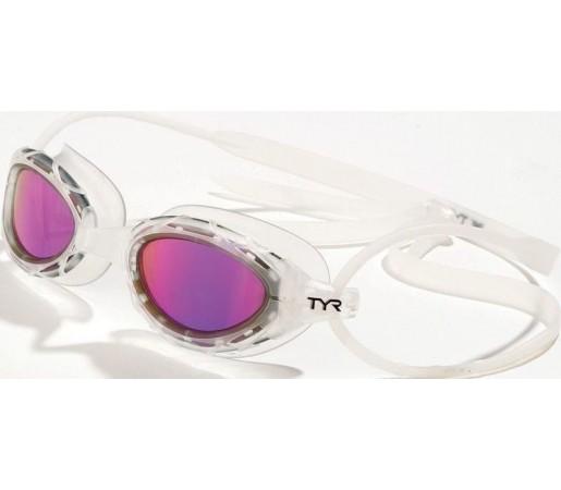 Ochelari inot Tyr Nest Pro Metallized lunar roz 2013