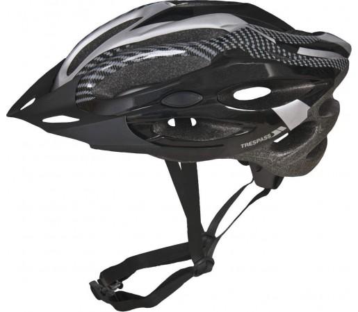 Casca bicicleta Trespass Crankster Black- Grey