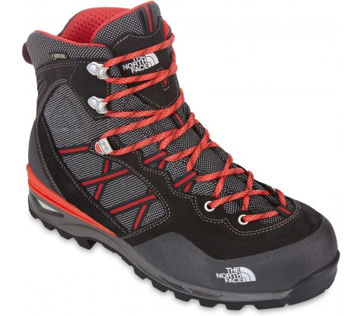 Incaltaminte Hiking The North Face M Verbera Lightpacker ll Gtx Gri