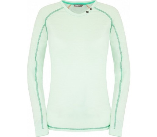 Bluza The North Face W Anaveite L/S Verde
