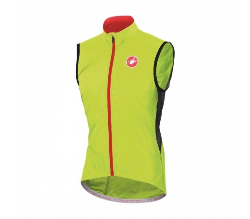 Vesta ciclism Castelli Velo Verde