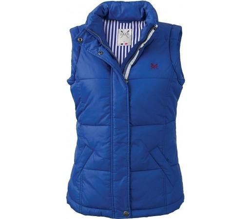 Vesta Crew Clothing Crew Gilet Blue