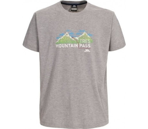 Tricou Trespass Vinson Grey