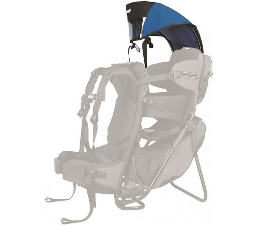 Parasolar/protectie ploaie pentru Bergans Junior Sport-Negru