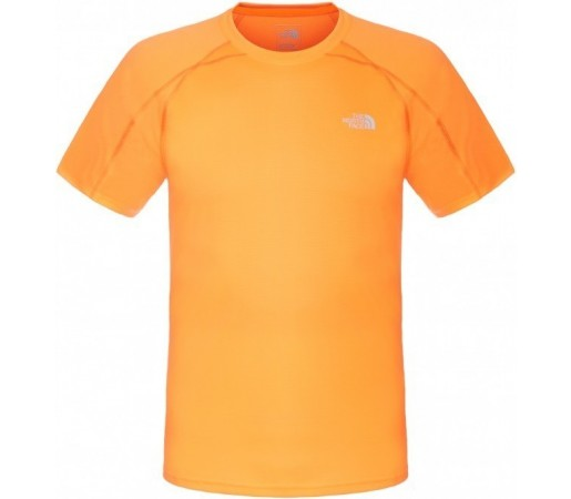 Tricou The North Face M S/S Voltage Crew Portocaliu