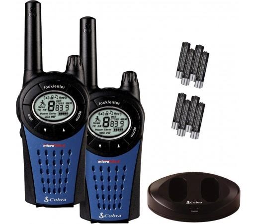Walkie talkie Cobra MT975C Black- Blue