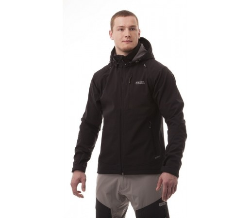 Geaca Nordblanc Warmth Men's 2-In-1 Softshell Negru