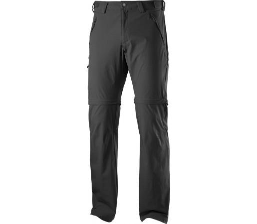 Pantaloni Salomon Wayfarer Zip Pant M Negri