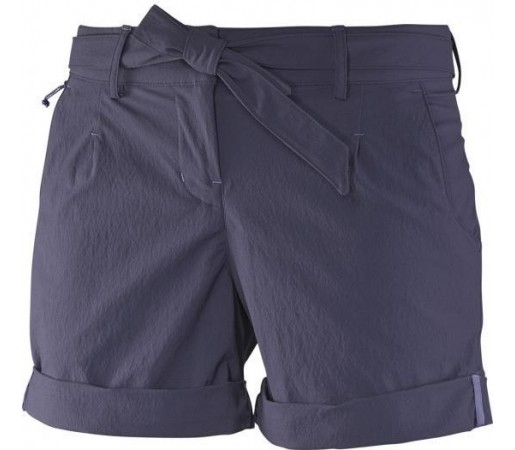 Pantaloni Salomon The Way Short W Bleumarin