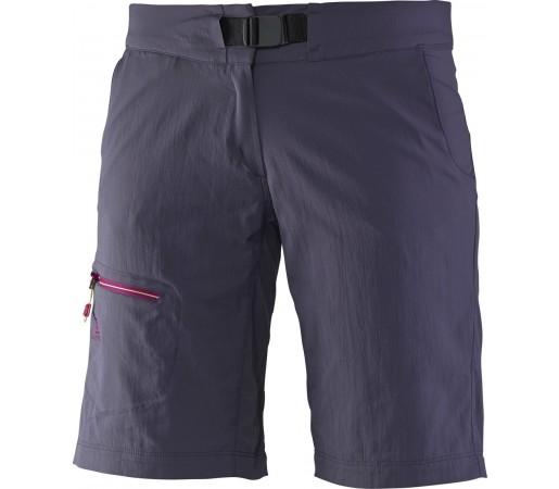Pantaloni Salomon Minim Short W  Bleumarin