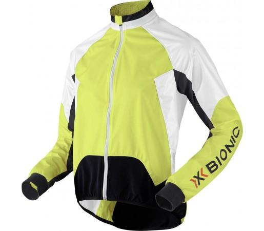 Geaca X-Bionic Biking Man Spherewind UPD OW Lime