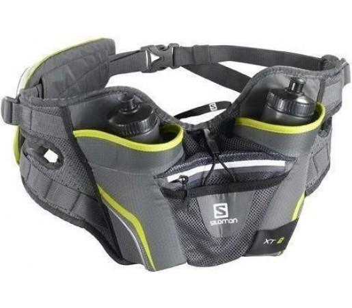 Curea alergare Salomon XT Twin Belt Green 2013