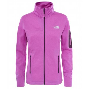 Polar The North Face Kyoshi Full Zip W Violet