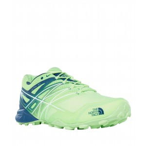 Incaltaminte alergare The North Face Ultra MT GTX M Lime/Albastra