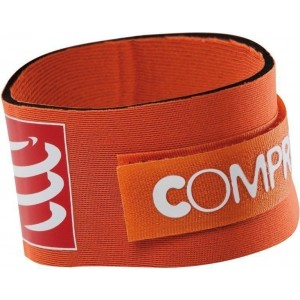 Bratara Cip Cronometrare Compressport Orange