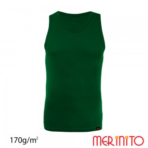 Maieu First Layer Merinito Barbati Verde
