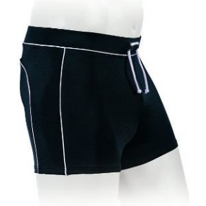 Boxeri Fashy Men Swimtrunk Negru