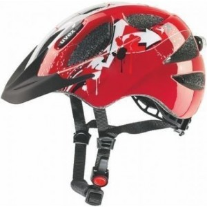 Casca bicicleta Uvex Hero Red- Black