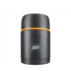 Termos pentru mancare Esbit inox 750 ml Negru