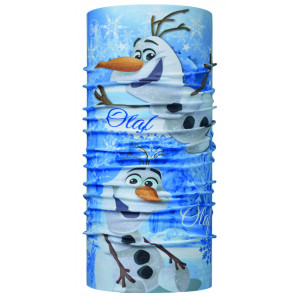 Neck Tube Buff Original Frozen Olaf Junior Albastru