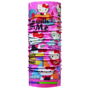 Neck Tube Buff Original Hello Kitty Wonderland Junior Roz