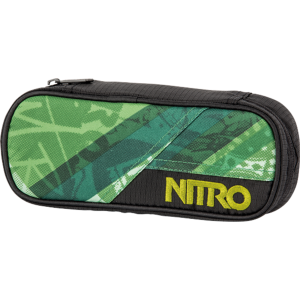 Penar Nitro Pencil Case Wicked Verde