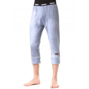 Pantaloni First Layer Nitro 3/4 Long Johns Albastri