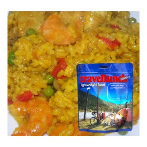 Aliment Travellunch Paella
