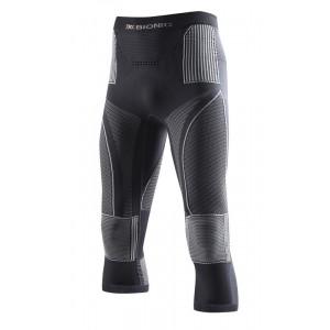 Pantaloni 3/4 X-Bionic Accumulator Evo M Gri
